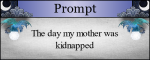 The day my mother was kidnapped